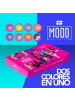KIT NAIL FACTORY MOOD ACRILICOS TERMICOS