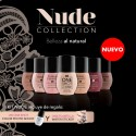 COLECCION ONE SHOT NUDE C/8 COLORES + 1 PLANTILLA WATER STICKER