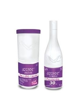 DECOLORANTE NEFERTITI AZORE MAS PEROXIDO 30 VOL 1000 ML