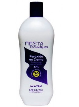 PEROXIDO REVLON FIESTA 20 VOL