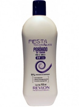 PEROXIDO REVLON FIESTA 30 VOL