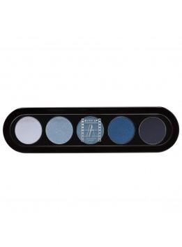 PALETA ATELIER T27 SOMBRAS BLUE JEANS