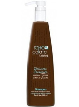 SHAMPOO LOQUAY CHOCOLATE HIDRATANTE