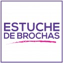 ESTUCHE DE BROCHAS