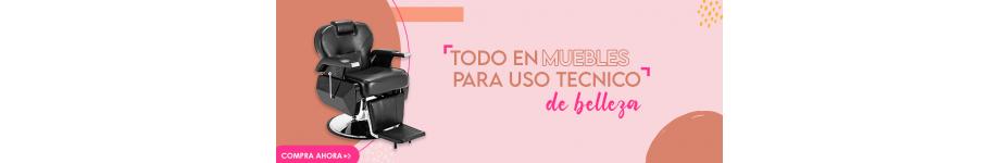 MUEBLES PARA ESTÉTICA